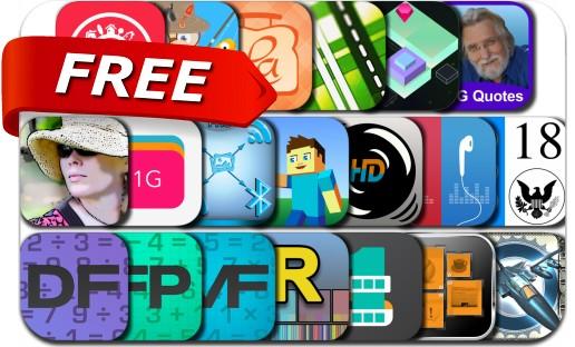 App Free ประจำวัน จำกัดเวลา ปกติเสียเงิน วันนี้โหลดฟรี 20 พฤศจิกายน 2017