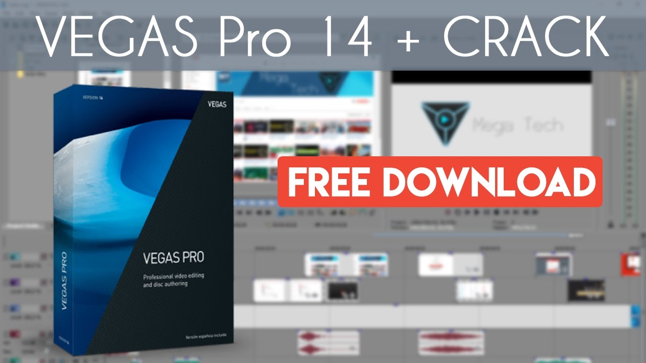 Sony vegas pro 14 free download full version with crack