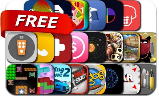 20 App Free ประจำวัน จำกัดเวลา ปกติเสียเงิน วันนี้โหลดฟรี 8 กรกฎาคม 2018