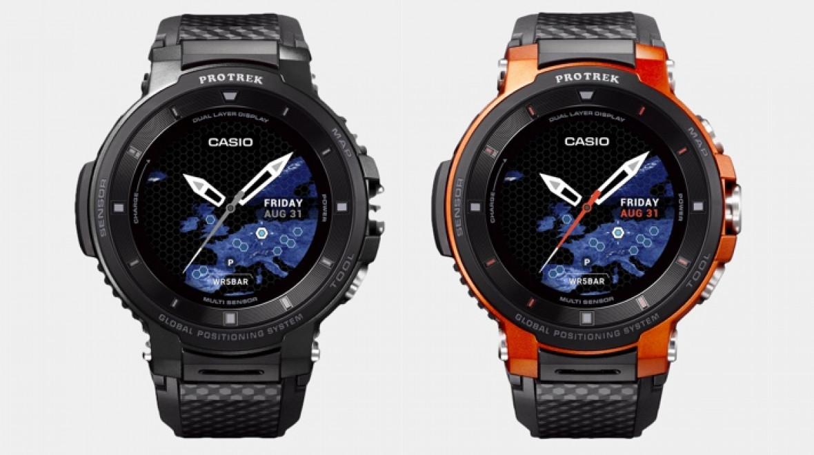 Casio เปิดตัวสมาร์ทวอช Wear OS WSD-F30 รุ่นใหม่ ประหยัดแบตใช้ได้นาน 1 เดือน