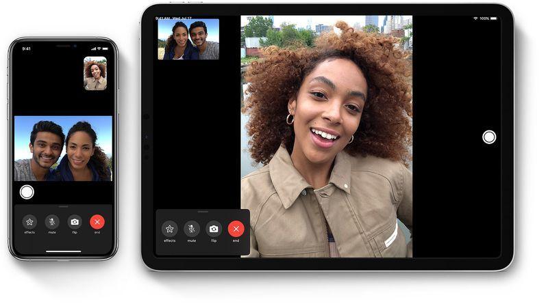 iOS 13.4 และ macOS 10.15.4 พบปัญหา FaceTime ไป iOS 9 ไม่ได้